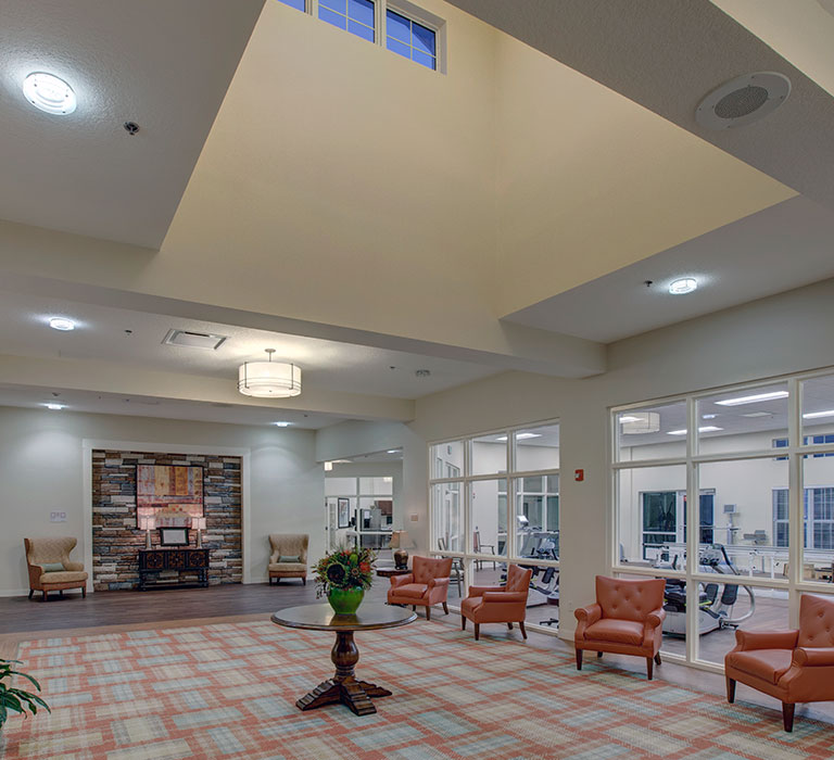 Villages of Lady Lakes Skilled Nursing Facility
